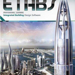 دانلود کتاب آشنایی با محیط Etabs