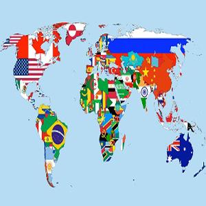 واحد پول ، کد تلفن، مساحت و پایتخت کشورها