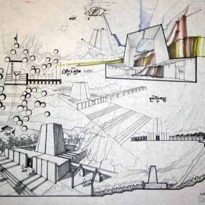شیت بندی دستی در معماری