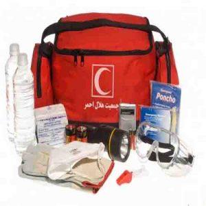 کیف نجات زلزله